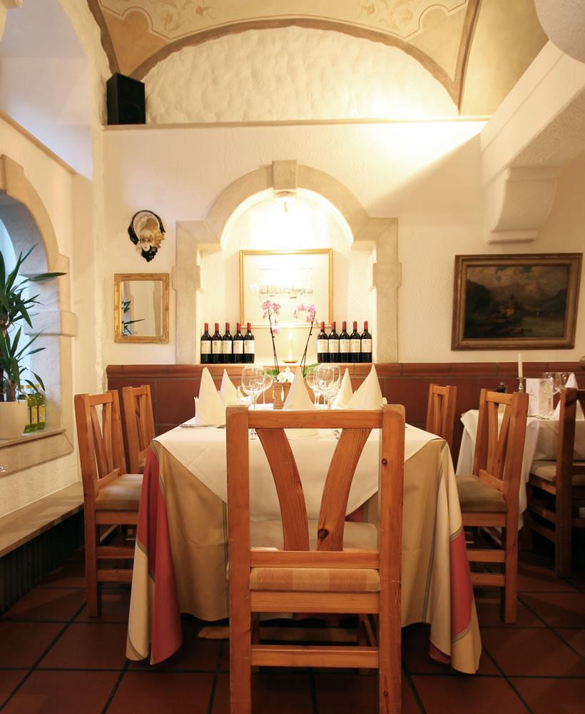 Tischreservierung Restaurant Hof